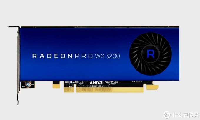 针对入门级工作站:AMD 发布 Radeon Pro WX 3200 专业卡