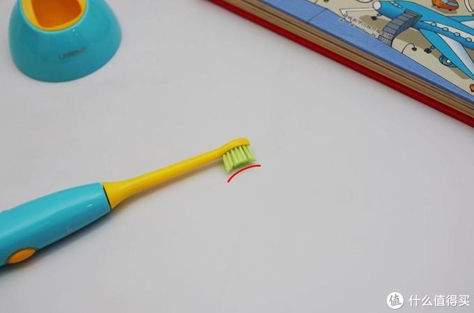 嘴吧嘟嘟,嘟一下快来刷牙啊——力博得儿童电动牙刷
