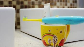 力博得 Y5 儿童电动牙刷使用总结(震动|清洁|噪音|控制|充电)