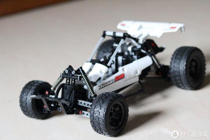 小米推出沙漠赛车,高仿四缸发动机,只为塑造有灵魂的赛车