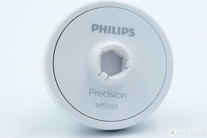 型男必备的洗脸神器——飞利浦洁面仪MS5031