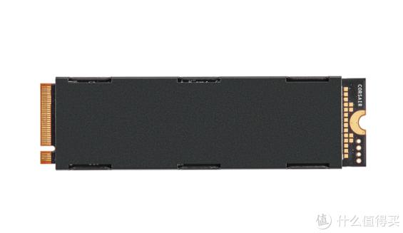狂飙4950MB/s:CORSAIR 美商海盗船 MP600 PCIe Gen4 x4 M.2 SSD 上架京东