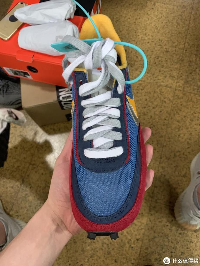 入手 Sacai x Nike LDV Waffle 首发配色