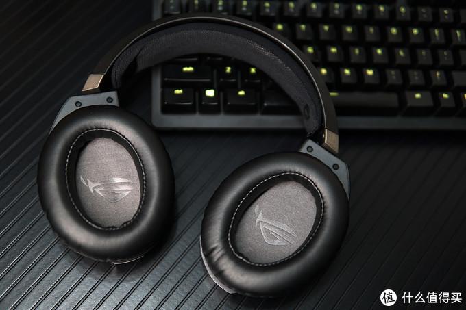 无线头戴耳机能否游戏低延迟,实测ROG Strix Fusion Wireless聚变无线耳机