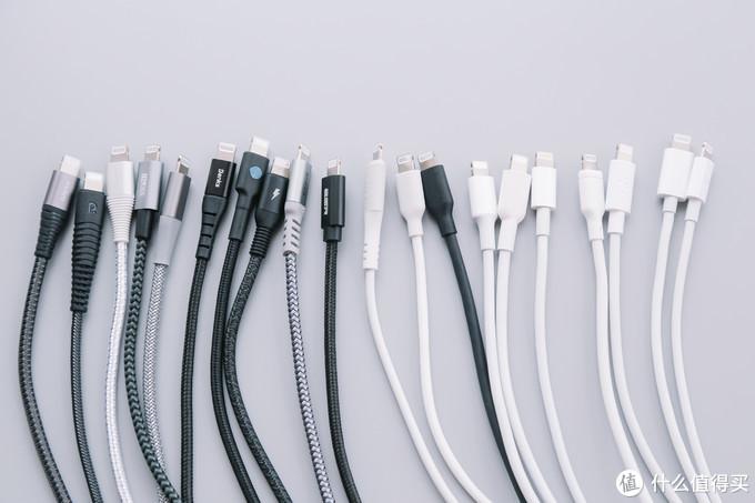最便宜的苹果快充数据线:Benks 39元 USB-C to Lightning数据线评测