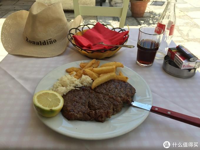 还是肉食,一顿十几欧