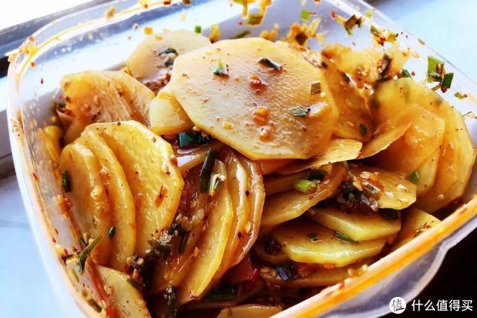 我爱土豆,情真意切!家常调料+凉拌冰镇,这神仙味道,爱了爱了!