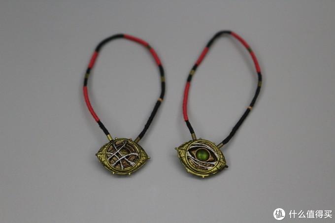 重要的道具,也是博士的傍身至宝:阿戈摩托之眼,给了两个,关闭和开启状态各一个