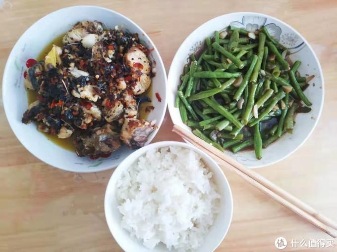 紫苏辣椒酱煎鱼记