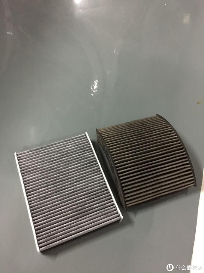 DIY控闲不住,为了节约20元自己舍命安装爱车清洗空调安装空滤空调滤