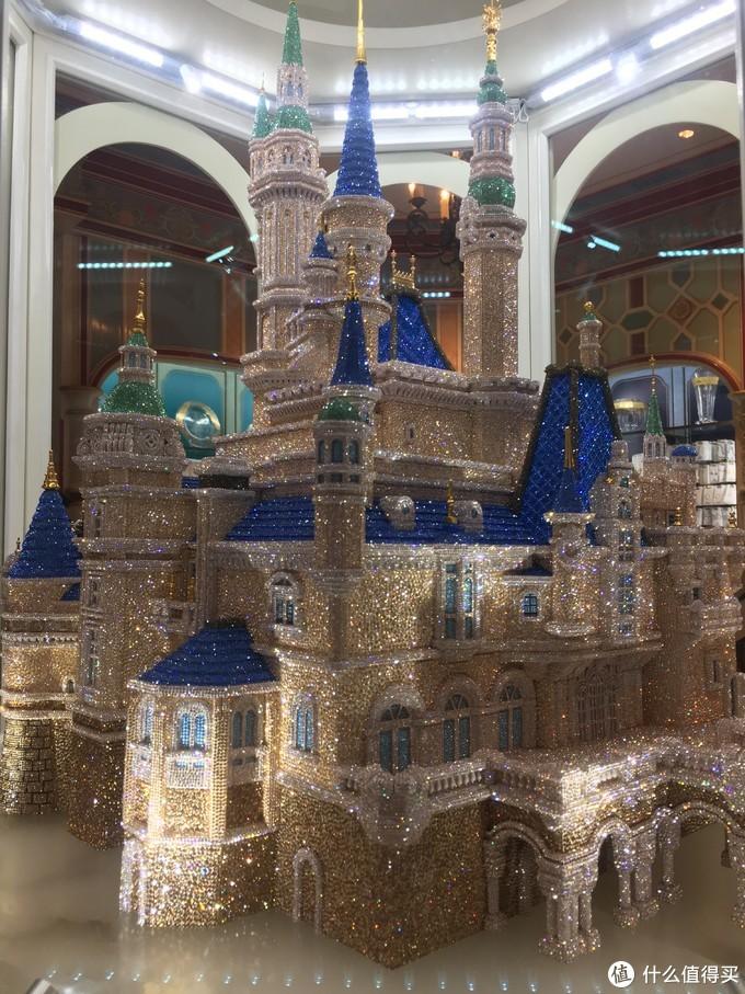 水晶城堡,欢迎土豪选购。