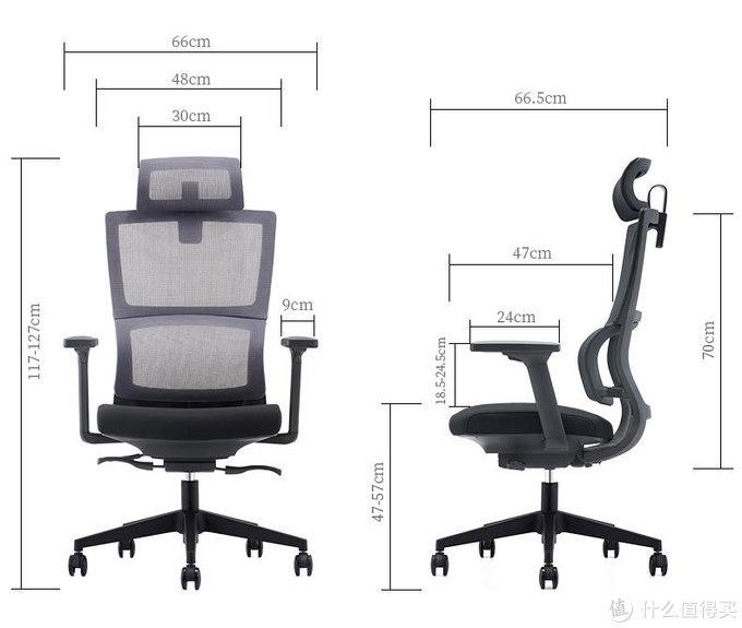 金玉其内、实用之选—精一 sitzone DS-233A人体工学电脑椅体验