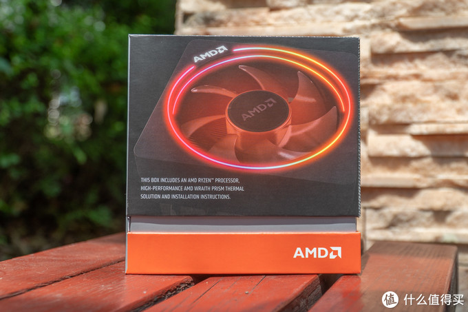 "Ryzen 9 附带AMD原装""幽灵棱镜""散热器"