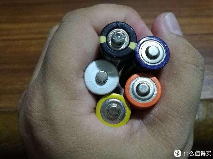 南孚智造-5号锂电池开箱
