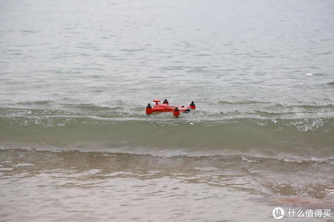 漂浮在水面