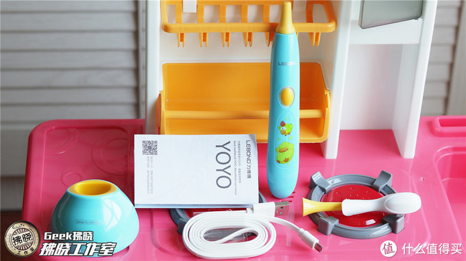 """成长从""""齿""""开始!力博得YOYO儿童电动牙刷亲子测"""