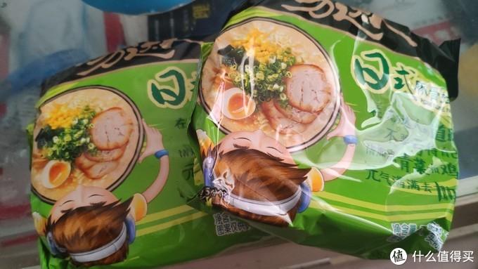 速食快做之速冻水饺&方便面