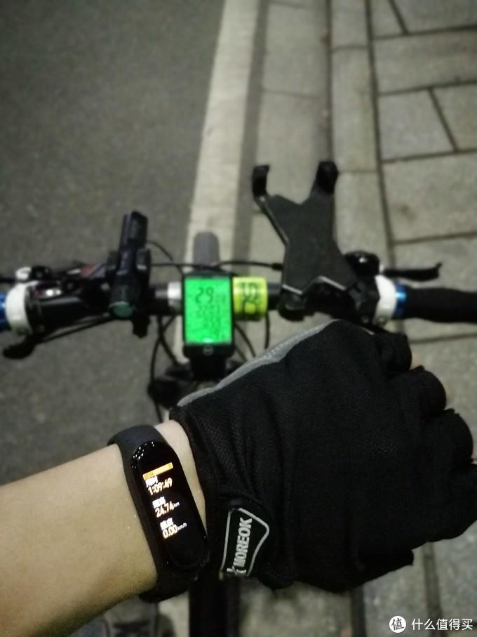 健康生活出行,运动骑车必备品——小米手环4 NFC版,让你更好认识自己的身体状态