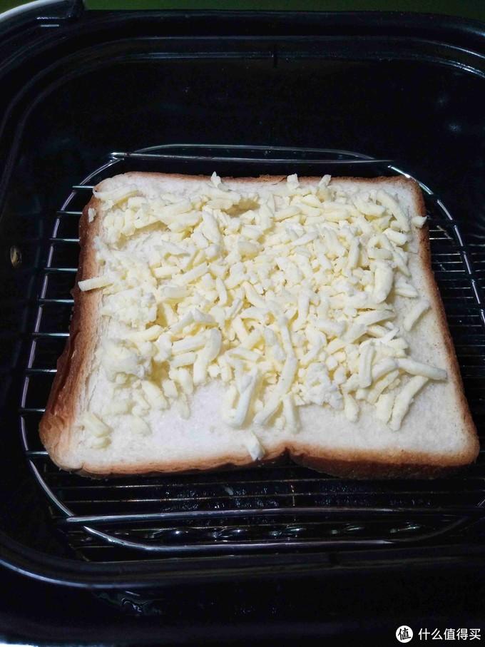超快手早餐,岩烧乳酪樱桃吐司