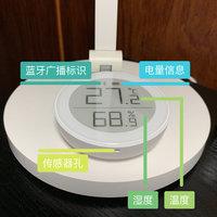 青萍温湿度计使用总结(温度|App|界面|厚度)