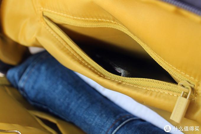ELECOM宜丽客防盗双肩包,旅行商务给你满满的安全感!