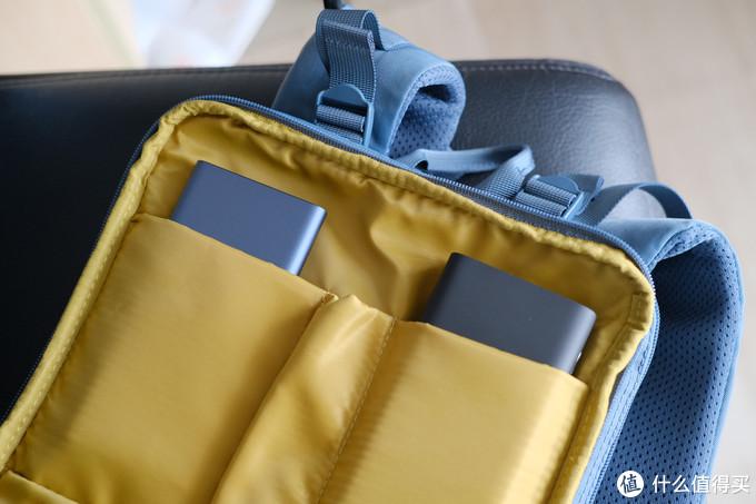 ELECOM宜丽客防盗双肩包无实际割众测体验
