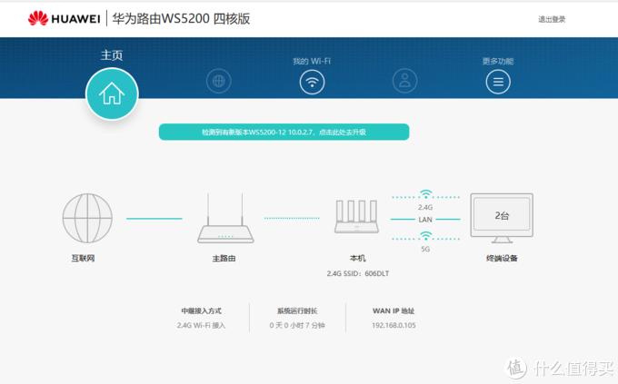 自研芯片大放异彩,国产路由器之光,华为WS5200四核版
