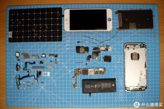 「为艺术献身」iPhone 6s 拆解装裱