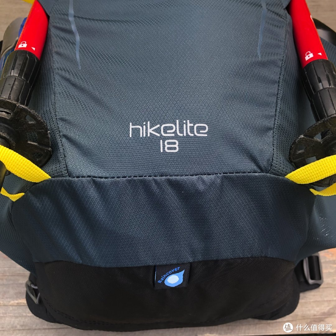 大夏天的户外神器 — Osprey骇客Hikelite 18L你值得拥有!