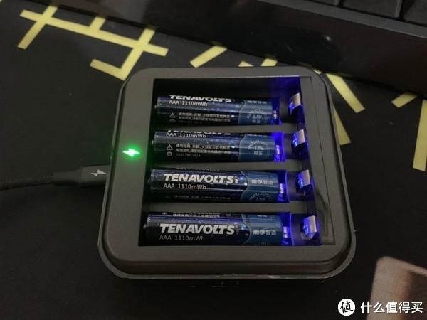 反手一个不值?上百元的南孚TENAVOLTS恒压快充锂电池轻测