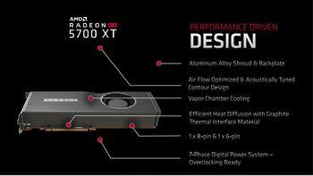 显卡 AMD Radeon RX 5700 XT使用总结(输出|跑分|接口)