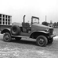 FOV 1:32 道奇 WC63 6×6 1.5吨卡车外观展示(底盘|侦察车|绞盘)