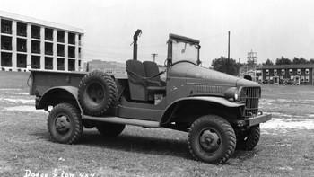 FOV 1:32 道奇 WC63 6×6 1.5吨卡车外观展示(底盘 侦察车 绞盘)