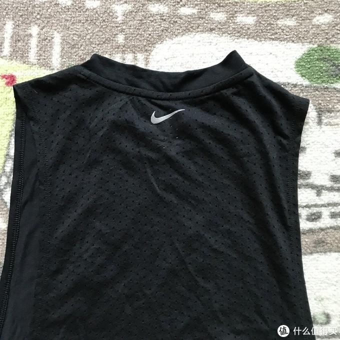 Nike Breathe 女子跑步速干背心
