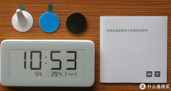 米家温湿监测电子表----不是米家亲生的?