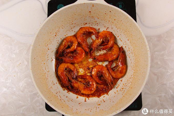 番茄酱焗大虾