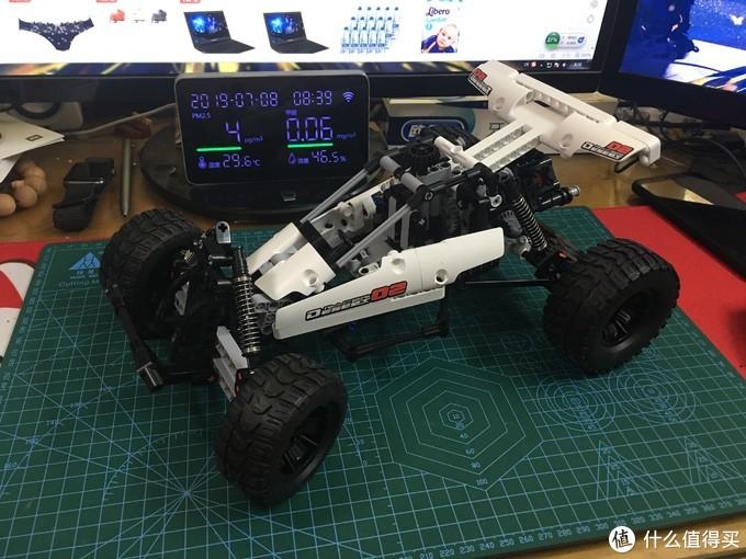 沙漠赛车正式完工!