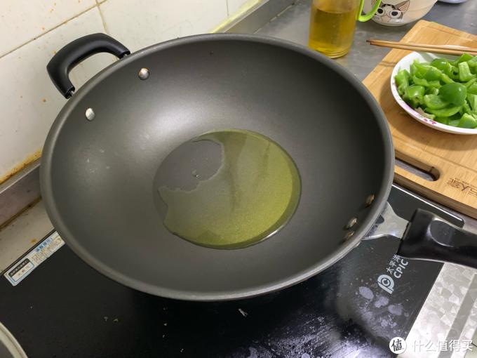 十分易上手的青椒炒鸡蛋