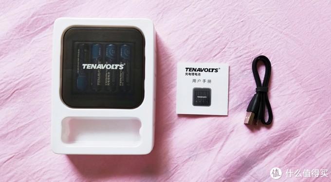 助力环保,告别一次性电池——南孚TENAVOLTS 7号充电锂电池