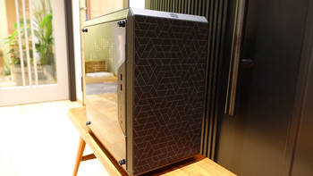 酷冷至尊 MasterBox Q500L ATX机箱装机体验(主板|电源|硬盘)