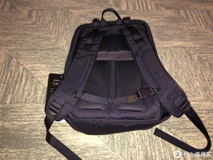有容乃大,能装天下。ELECOM宜丽客 防盗双肩包试用报告。