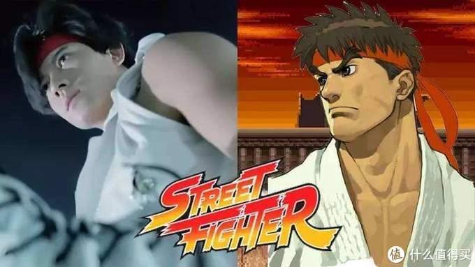 童年阴影再度袭来——优衣库 Street Fighter街霸印花T恤