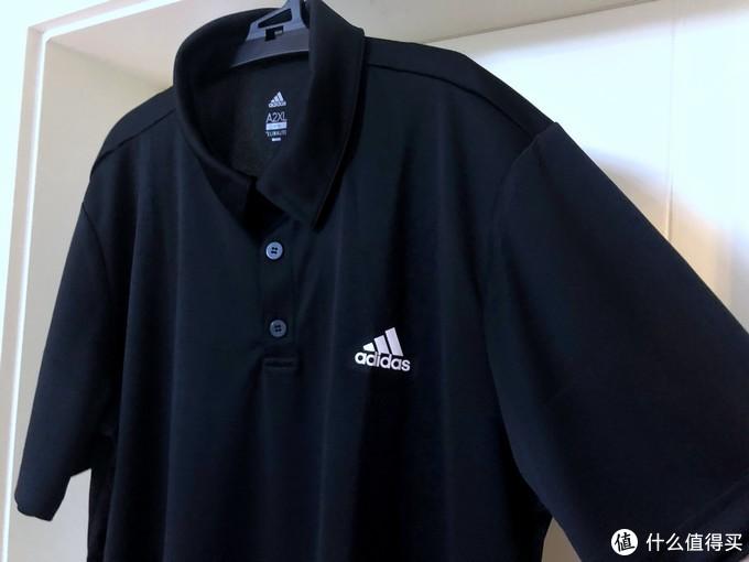 89也是钱,阿迪达斯无诚意之作-简谈 adidas 阿迪达斯 CV8322 男子短袖POLO衫 为何退