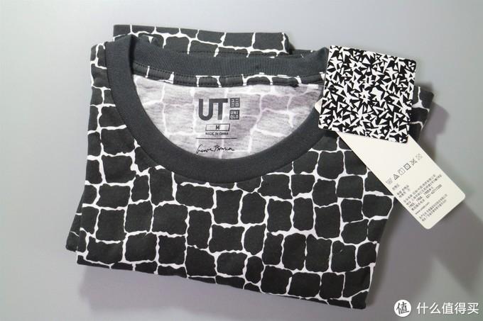 """优衣库Super Ge印花T恤(短袖),""""不好看""""的晒单"""