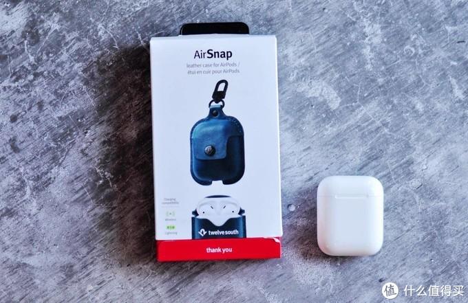 喜欢就买,回购TwelveSouth AirSnap 耳机保护套体验