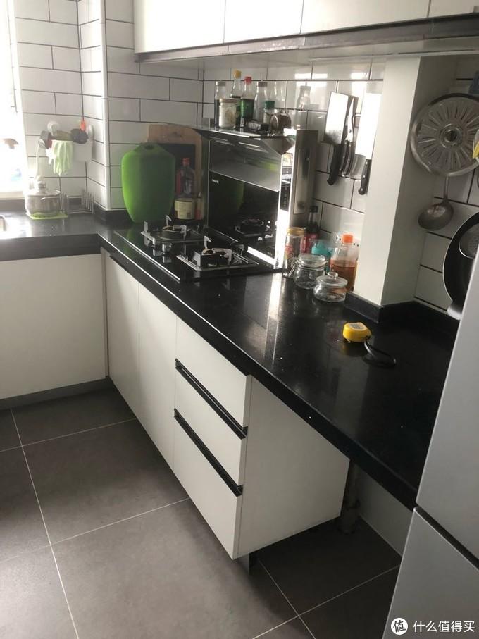 新装修厨房布局
