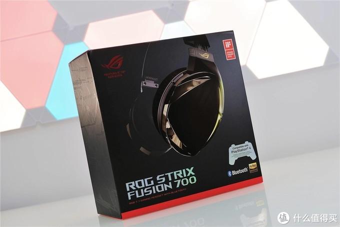 音效牛颜值高,可触控的ROG Strix Fusion700开箱评测