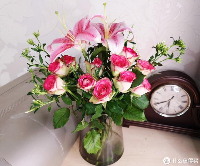作为一个浪漫又务实的文艺青年,我学会了上网买花