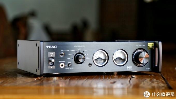 HIFI里的极致简约小钢炮 第一音响TEAC AI-503体验