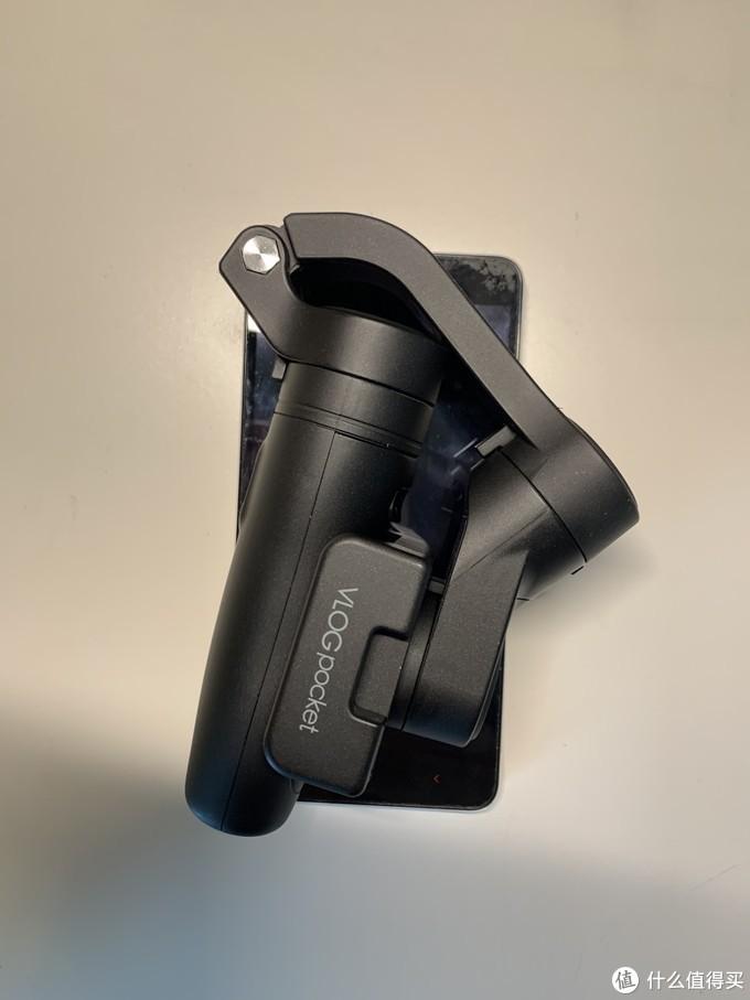 飞宇稳定器 VLOG pocket 手机稳定器的小白体验记